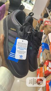 Black Adidas Sneaker | Shoes for sale in Lagos State, Magodo
