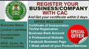 Register Your Business With CAC And Get Other Business Deals | Legal Services for sale in Lagos State, Ikeja