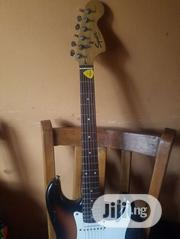 A Neatly Used Fender Squire Affinity Stratocaster Lead Guitar For Sale | Audio & Music Equipment for sale in Lagos State, Ojodu