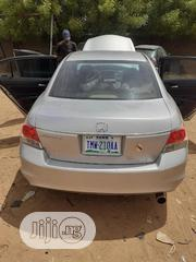 Honda Accord 2008 2.0 Comfort Automatic Silver   Cars for sale in Yobe State, Potiskum