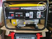 SENWEI 2.2kva Generator Sp6800 Petrol Use   Electrical Equipment for sale in Rivers State, Port-Harcourt