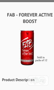 FAB. Energy Drink Wit Aloe.For Immediate & Long-term Energy | Vitamins & Supplements for sale in Lagos State, Ikeja