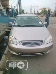 Toyota Corolla 2004 LE Gold | Cars for sale in Lagos State, Ojodu