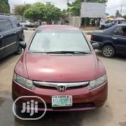 Honda Civic 2008 1.8 EX Automatic Red | Cars for sale in Cross River State, Calabar