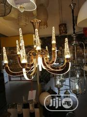 Gold Led Chandelier   Home Accessories for sale in Lagos State, Ojo