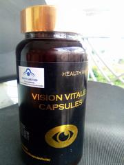 Vision Vitale Capsules- Effective Cure for Cataracts and Myopia | Vitamins & Supplements for sale in Abuja (FCT) State, Guzape District