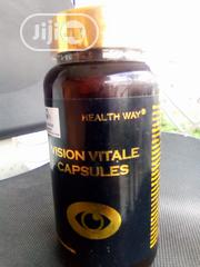 Vision Vitale Capsules - Effective Cure for Cataracts and Myopia | Vitamins & Supplements for sale in Abuja (FCT) State, Gwagwalada