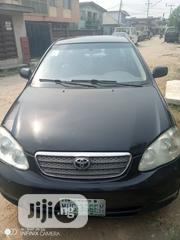 Toyota Corolla 1.4 2004 Black | Cars for sale in Lagos State, Mushin