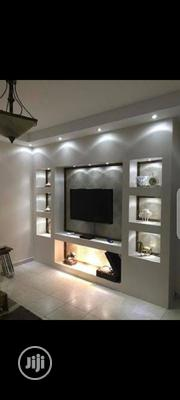 TV Pop Wall Unit | Building & Trades Services for sale in Ogun State, Ifo