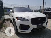 Jaguar F-Pace 2018 White | Cars for sale in Lagos State, Ojota
