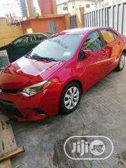 Toyota Corolla 2016 Red | Cars for sale in Lagos State, Lekki Phase 2