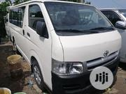 Toyota Hiace 2010 White Normal Hand | Buses & Microbuses for sale in Lagos State, Apapa
