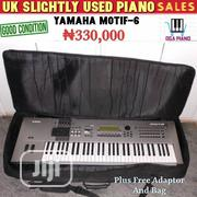 Yamaha Motif 6 With Bag | Musical Instruments & Gear for sale in Lagos State, Ajah
