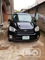 Toyota RAV4 2002 Automatic Black | Cars for sale in Lagos State, Ipaja
