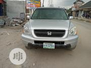 Honda Pilot 2003 Silver | Cars for sale in Rivers State, Port-Harcourt
