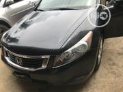 Honda Accord 2008 2.4i VTec Executive Black | Cars for sale in Rivers State, Port-Harcourt