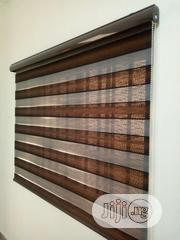 Brown Day and Night Window Blind | Home Accessories for sale in Oyo State, Oluyole