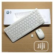 Mini Wireless 2.4G Keyboard and Mouse Combo | Computer Accessories  for sale in Lagos State, Ikeja