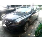 Lexus IS 2008 Black   Cars for sale in Rivers State, Port-Harcourt