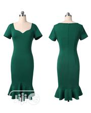Cute Short Sleeve Gown | Clothing for sale in Lagos State, Ikeja
