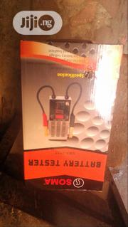 Battery Tester Meter   Measuring & Layout Tools for sale in Lagos State, Ojo