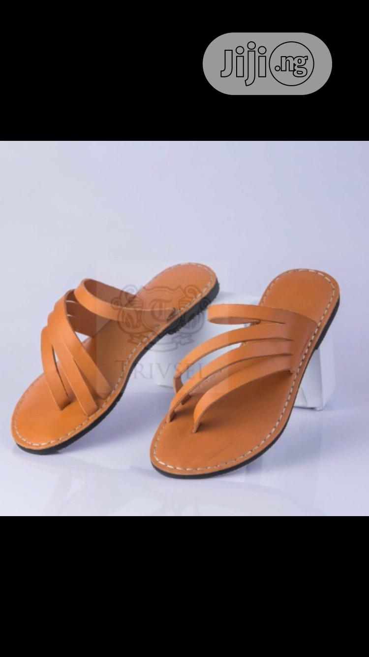 Quality Handmade Leather Slippers