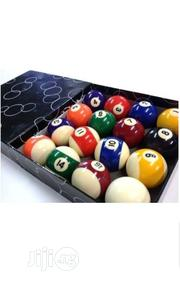 Big Snooker Balls   Sports Equipment for sale in Imo State, Owerri