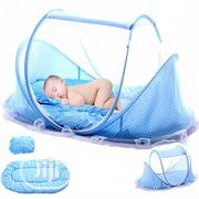 Baby Bed With Mattress, Mosquito Net And Pillow | Children's Furniture for sale in Abuja (FCT) State, Dei-Dei