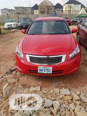 Honda Accord 2010 Red | Cars for sale in Abuja (FCT) State, Galadimawa