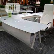 Executive Glass Office Table   Furniture for sale in Lagos State, Ojo
