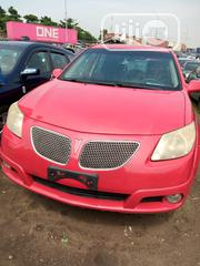 Pontiac Vibe 2006 Red | Cars for sale in Lagos State, Apapa