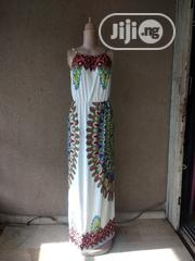 Lycra Maxi Dress | Clothing for sale in Lagos State, Ikeja