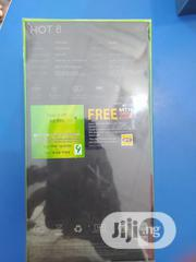 New Infinix Hot 8 Lite 32 GB Black | Mobile Phones for sale in Abuja (FCT) State, Wuse 2