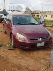 Honda Accord 2007 Red | Cars for sale in Abuja (FCT) State, Galadimawa