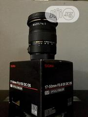 Sigma 17-50mm F/2.8 EX DC OS Hsm | Photo & Video Cameras for sale in Abuja (FCT) State, Gwarinpa