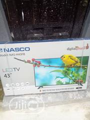 NASCO TV 43inch With Inbuilt Decoder FREE CHANNEL'S | TV & DVD Equipment for sale in Lagos State, Amuwo-Odofin