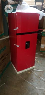 Original Hisense Refrigerator With Water Dispenser 130ltr (REF205DRB) | Kitchen Appliances for sale in Lagos State, Ojo
