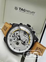 Tag Heuer Leather Watch for Men | Watches for sale in Lagos State, Magodo