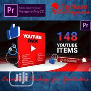 Youtube Pack For Premiere Pro | Software for sale in Lagos State, Lekki Phase 1