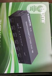 Hdmi Switch /Splitter 2*4 | Accessories & Supplies for Electronics for sale in Lagos State, Lagos Island