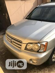 Toyota Highlander 2002 Silver | Cars for sale in Lagos State, Oshodi-Isolo