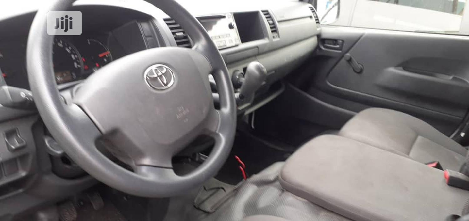 Toyota Hiace High Roof Bus (Hummer 3bus) | Buses & Microbuses for sale in Amuwo-Odofin, Lagos State, Nigeria