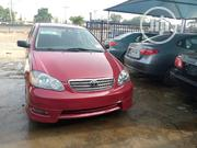 Toyota Corolla 2008 1.6 VVT-i Red | Cars for sale in Lagos State, Ojodu