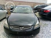 Honda Accord 2.4 Automatic 2003 Black | Cars for sale in Lagos State, Ifako-Ijaiye