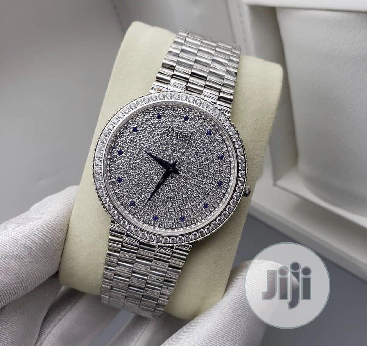 Piaget Silver Chain