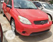 Toyota Matrix 2006 Red | Cars for sale in Lagos State, Ifako-Ijaiye