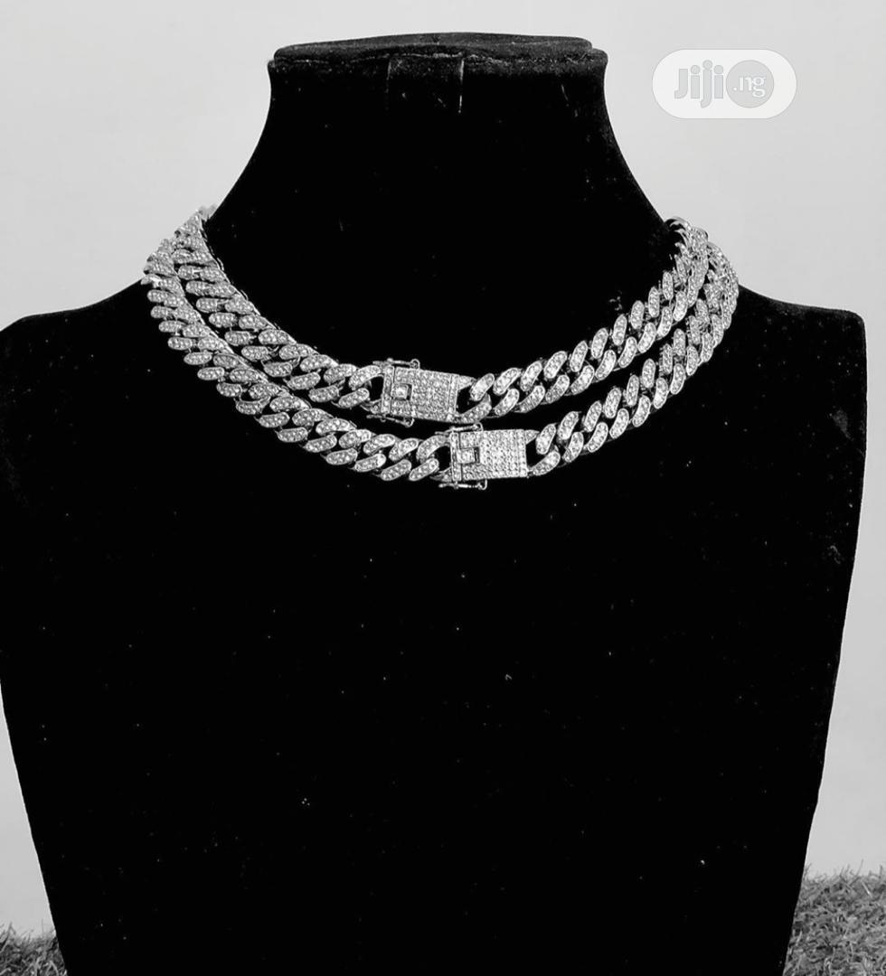 Cuban Ice And Steel | Jewelry for sale in Lagos Island, Lagos State, Nigeria