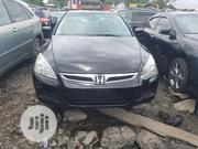 Honda Accord 2007 2.4 Exec Automatic Black   Cars for sale in Lagos State, Apapa