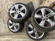 Aloy Wheels and Yokohama Tires for Sale | Vehicle Parts & Accessories for sale in Oyo State, Ibadan