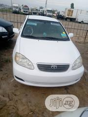 Toyota Corolla 2006 LE White | Cars for sale in Lagos State, Ojodu